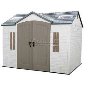 Lifetime® Front Entry Garden Sheds