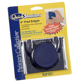 "4"" - 2 Wheel Pad Edger - 991824400 - Pkg Qty 6"