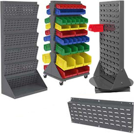 Akro-Mils® Louvered Lean Panel™ And Pick Racks