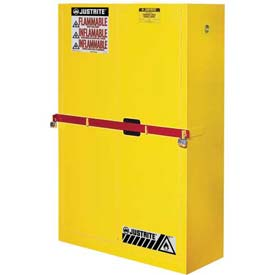 Justrite® High Security Pesticides Cabinets