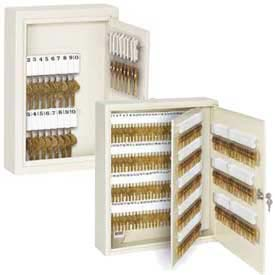 Hook-Style Single Tag Key Cabinets
