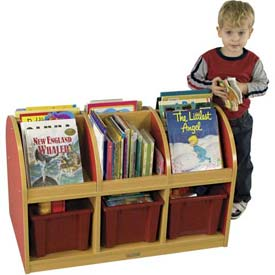 Kids Bookshelf Storage Units