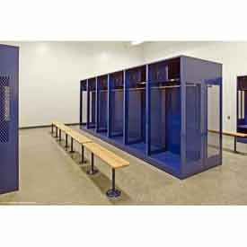 Penco Stadium Steel Lockers With Top Shelf