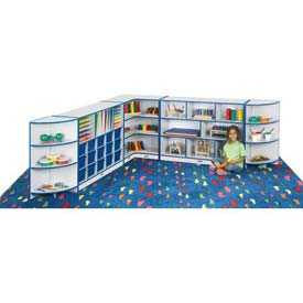 Cubby Corner Sectional Storage Units