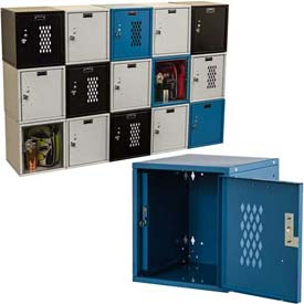 Hallowell Cubix Modular Lockers