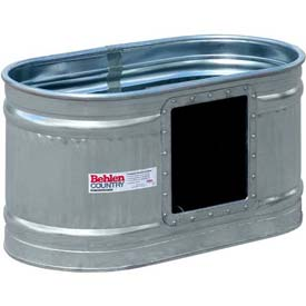 Galvanized Hog Waterer Tanks