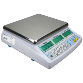 Adam Equipment CBD16aUSB Digital Dual Bench Counting Scale W/ USB 16 x 0.0005lb
