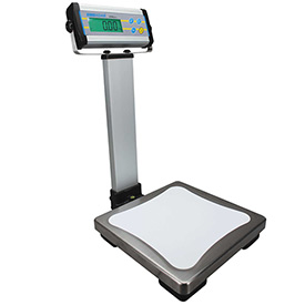 Adam Equipment CPWplus 75P Digital Bench Scale W/ Indicator Stand 165lb x 0.05lb by
