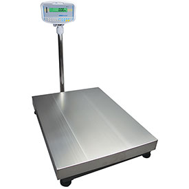 "Adam Equipment GFK330a Digital Floor Checkweighing Scale 330 x 0.02lb 15-11/16 x 19-11/16"" Platform"