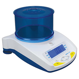"Adam Equipment HCB302 Highland Digital Precision Balance 300g x 0.01g 4-11/16"" Diameter Platform by"