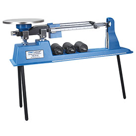 "Adam Equipment TBB2610S Triple Beam Balance 2610g x 0.1g 6"" Diameter Platform by"