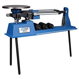 "Adam Equipment TBB2610T Triple Beam Balance With Tare 2610g x 0.1g 6"" Diameter Platform"