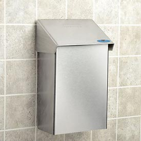 Frost Surface Mounted Sanitary Napkin Disposal - Stainless - 622