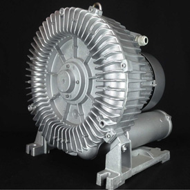 Click here to buy Atlantic Blowers Regenerative Blower AB-1000, 3 Phase, 1 Stage, 15 HP.