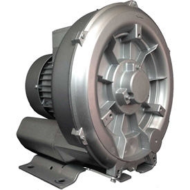 Atlantic Blowers Regenerative Blower AB-101, 1 Phase, 1 Stage, 0.5 HP by