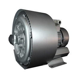 Atlantic Blowers Regenerative Blower AB-102, 3 Phase, 2 Stage, 0.67 HP by