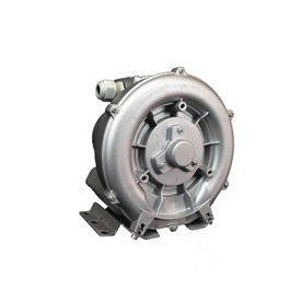 Atlantic Blowers Regenerative Blower AB-80, 3 Phase, 1 Stage, 0.25 HP by
