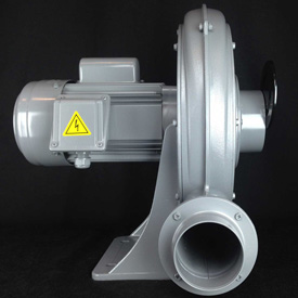 Atlantic Blowers Centrifugal Blower ABC-400, 3 Phase, 2 HP by