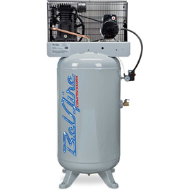 Click here to buy Belaire 8090250004 Two Stage Vertical Air Compressor, 5HP, 80 Gallon.