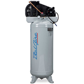 Belaire 8090254007 Single Stage Vertical Air Compressor, 3.5HP, 60 Gallon by