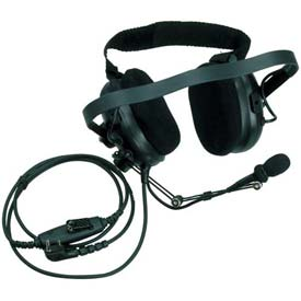 Heavy Duty Noise Reduction Headset, Boom Mic & In-Line, PPT BTH