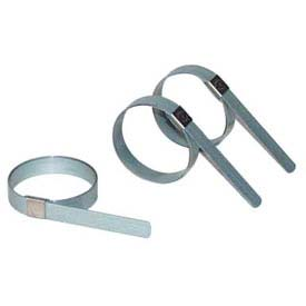 "Apache 40029130 CP0899 2"" Band-It Carbon Steel Center Punch Preformed Galv Clamp w/ 5/8"" Band by"