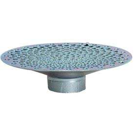"1-1/2"" FNPT Bottom Hole Plated Steel Skimmer Strainer by"