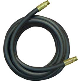 "Apache Hydraulic Hose Assembly 98398327, 100R2AT Cpld., 3500 PSI, 1/2"" MNPT, 1/2"" Hose ID X 84""L"