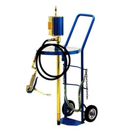 Click here to buy Action Pump 120 Lbs. Double Acting Grease Pump System 12205.
