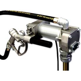 ACTION PUMP Heavy Duty Fuel Pump, 12 Volt, ACT-12V