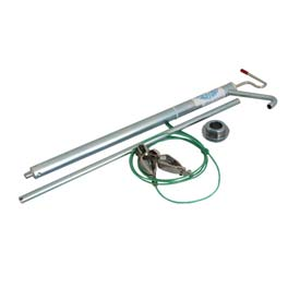 Action Pump Piston FM Approved Safety Pump ACT-CH-21 for Flammables - Chrome Steel