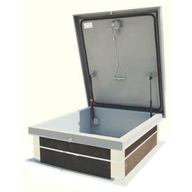 Aluminum Roof Hatch - 36 x 36