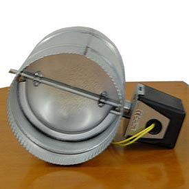 "10"" Motorized Damper"