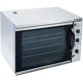 Click here to buy Adcraft COH-3100WPRO Convection Oven, Professional Half Size, 220V.