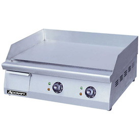 "Click here to buy Adcraft GRID-24 Griddle, Heavy Duty, Electric, 24""W, 208/240V."