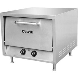 "Adcraft PO-18 Pizza Oven, 18"", 240V by"
