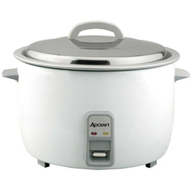 Click here to buy Adcraft RC-E50 Rice Cooker, Economy, 50 Cup, 208/240V.