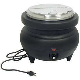 Click here to buy Adcraft SK-500W Soup Kettle, 11.4 Qt, Premium, 110-120V.