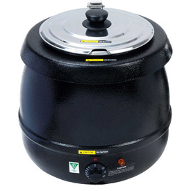 Click here to buy Adcraft SK-600 Soup Kettle, 11 Qt, Economy, 120V.