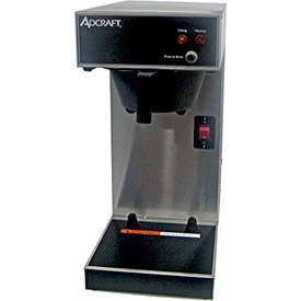 Adcraft UB-286 Thermal Carafe Coffee Brewer, 3.8 Gallons Per Hour, 120V by