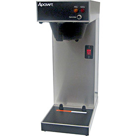 Adcraft UB-289 Airpot Coffee Brewer, 3.8 Gallons Per Hour, 120V by
