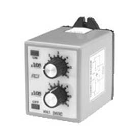 Advance Controls 111697 Repeat Cycle Timer, 0-60 min, DPDT - 120 VAC