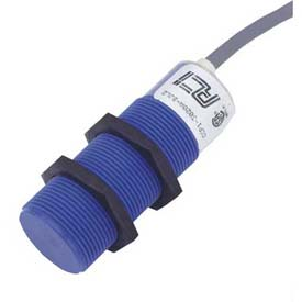 Advance Controls 115258, Photoelectric Sensor, Non-Metallic, Type AC, Contact NO, Term. Cable 2M