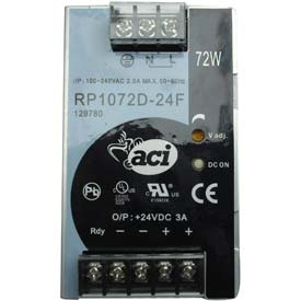 Advance Controls 129781, 120 Watt Power Supply