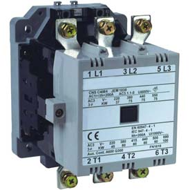 Advance Controls 130189 C130.322 Contactor, 3-Pole, 24V