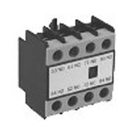 Advance Controls 135087 Auxiliary Contact, 4NO, Top Mount