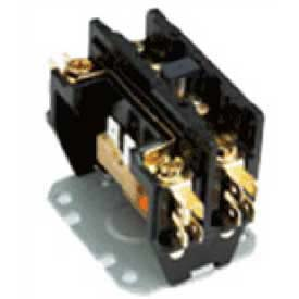 Advance Controls 135615, Definite Purpose Contactors, DPA Series, 20 Amp, 2 Pole, Coil 208/240VAC