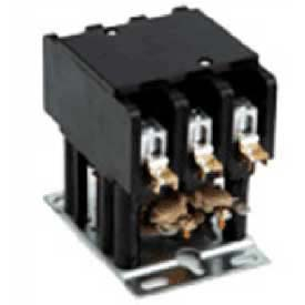 Advance Controls 135665, Definite Purpose Contactors, DPA Series, 90 Amp, 3 Pole, Coil 24VAC