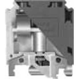 Advance Controls 140147, Terminal Block, K Series, Ground (Earth) Style, Straight Through, 35MM