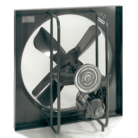 "30"" Commercial Duty Exhaust Fan - 1 Phase 1/2 HP"